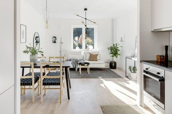 Bild: 2 rum bostadsrätt på Ulvsundavägen 1, Stockholms kommun Stora Mossen