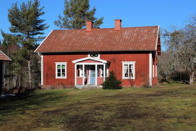 Bild: gård/skog på Leifegården 1, Ödeshögs kommun