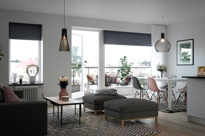 Bild: 5 rum bostadsrätt på Neptungatan, Västerås kommun Öster Mälarstrand
