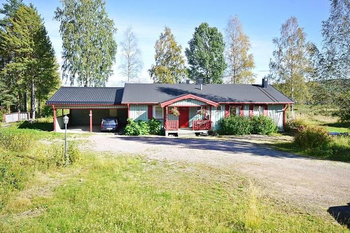Bild: 3 rum villa på Kangis 45, Överkalix kommun Överkalix - med brusande forsar och stilla vatten