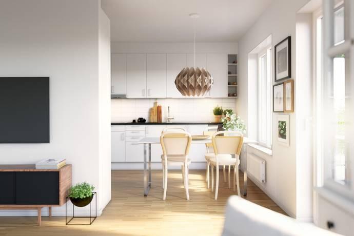 Bild: 3 rum bostadsrätt på Bovieran Borgholm - lgh 11.13, Borgholms kommun Borgholm/Köpingsvik