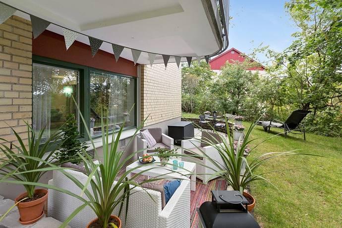 Bild: 1 rum bostadsrätt på Kratsboda backe 4, Stockholms kommun Mariehäll