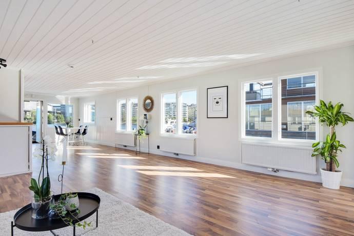 Bild: 4 rum villa på Karlbergs strand 6D, Solna kommun Huvudsta / Solna