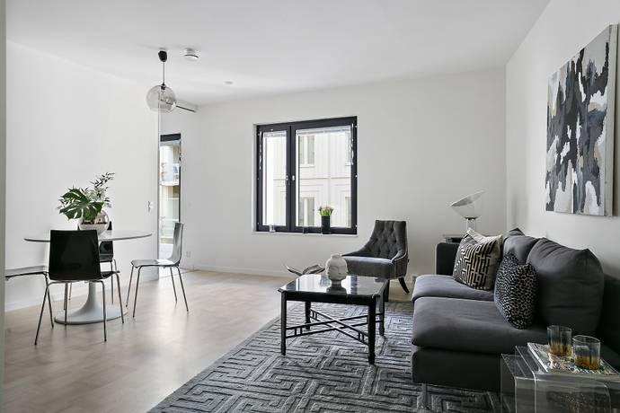 Bild: 2 rum bostadsrätt på Sonja Kovalevskys gata 3, 5 tr, Stockholms kommun Vasastan / Hagastaden