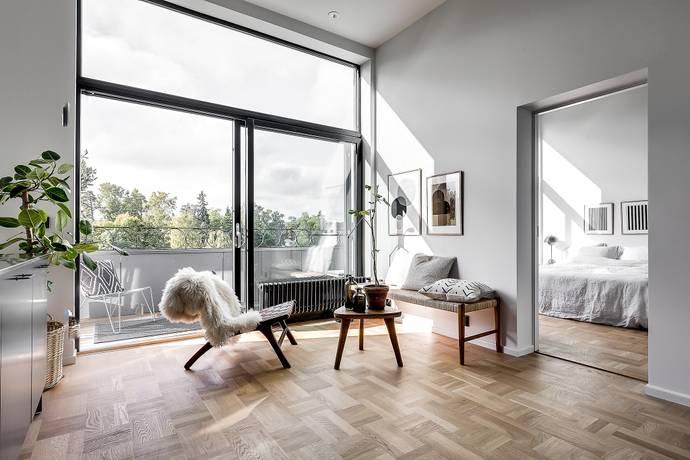 Bild: 2 rum bostadsrätt på Minervavägen 28, 5tr, Sollentuna kommun Häggvik