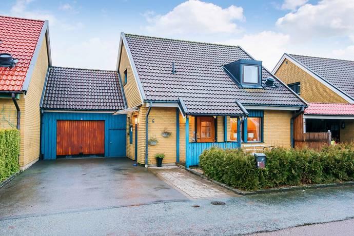 Bild: 5 rum villa på Ärtgatan 6, Bjuvs kommun Brogårda