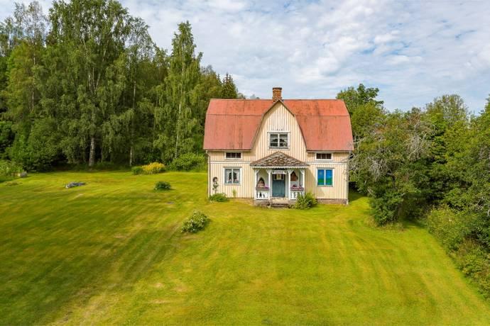 Bild: 4 rum villa på Näs Trollhagen, Säffle kommun Svanskog