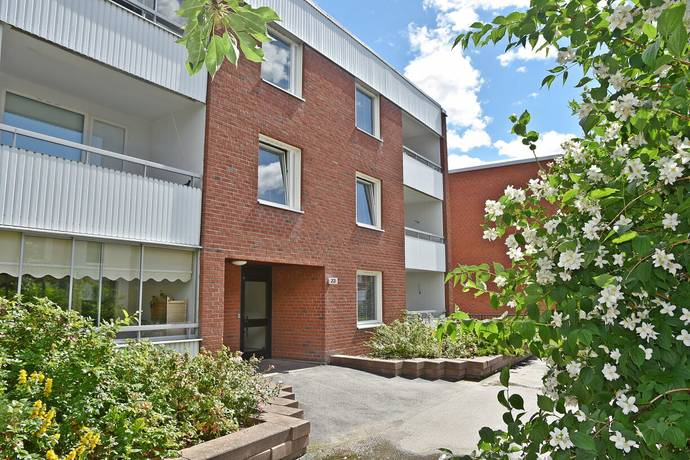 Bild: 1 rum bostadsrätt på Vänortsstråket 23, Sollentuna kommun Tureberg