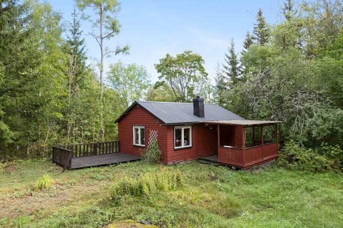 Bild: 3 rum fritidshus på Stuga i Gårdskärs fiskehamn, Älvkarleby kommun Gårdskär