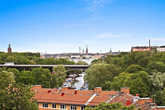 Bild: 3 rum bostadsrätt på Pokalvägen 4, Stockholms kommun