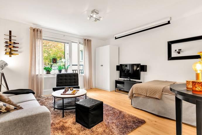 Bild: 1 rum bostadsrätt på Beckasinvägen 32, 1 tr, Nacka kommun Saltängen/Ektorp