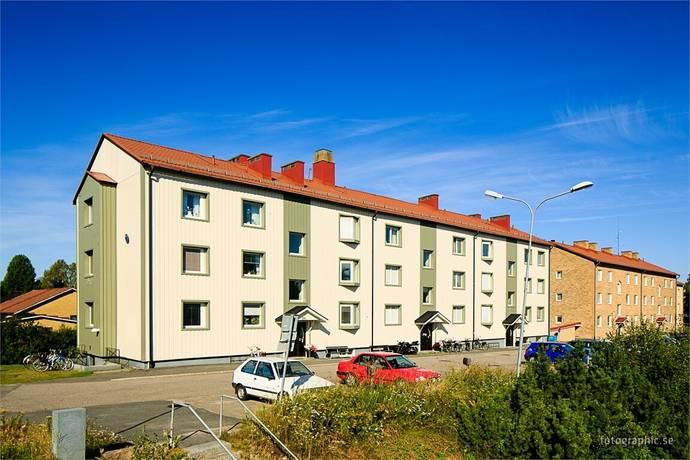 Bild: 1 rum bostadsrätt på Kyrkgatan 29A, Bodens kommun Centrala Boden
