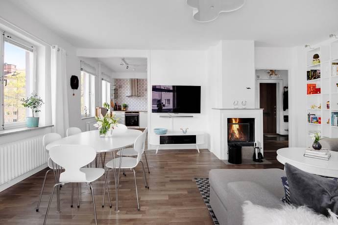 Bild: 2 rum bostadsrätt på Furuvägen 23, Sundbybergs kommun Sundbyberg Centrum