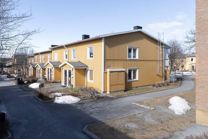 Bild: 4 rum bostadsrätt på Allégatan 24 A, Östersunds kommun Odenslund