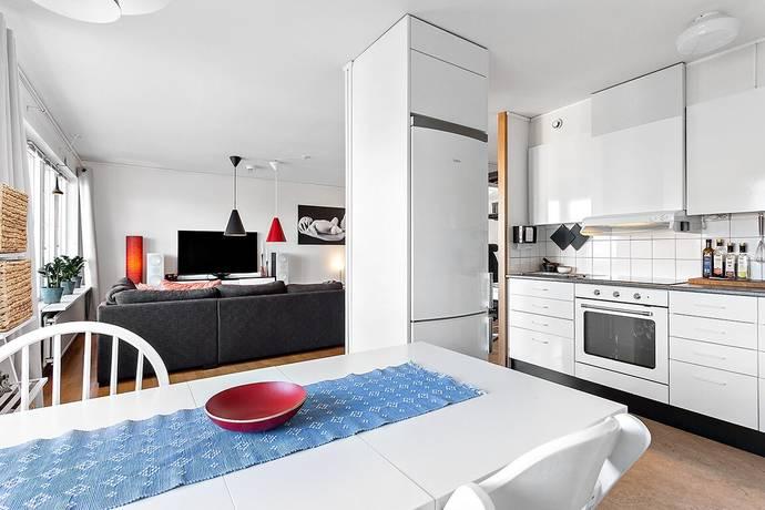 Bild: 2 rum bostadsrätt på Blidvägen 52, Luleå kommun Björkskatan