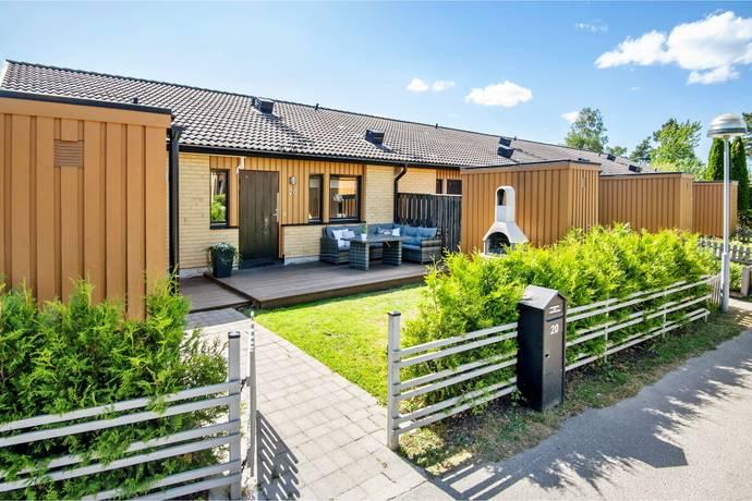 Bild: 4 rum bostadsrätt på Lilla Hundens gränd 20, Järfälla kommun Skälby