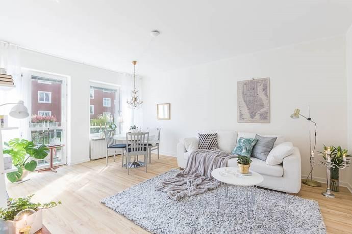 Bild: 1 rum bostadsrätt på Finspångsvägen 1E, Upplands Väsby kommun Centrala Väsby
