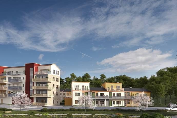 Bild: 5 rum bostadsrätt på Symfonigatan, Borås kommun Hestra