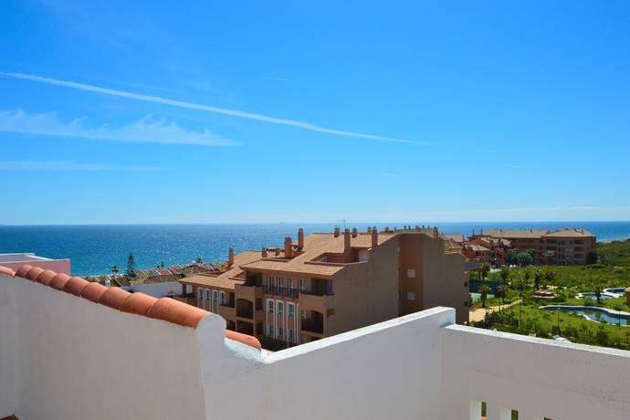 Bild: 3 rum bostadsrätt på 200 m till strand Aldea Beach, Spanien Aldea Beach, Costa del Sol