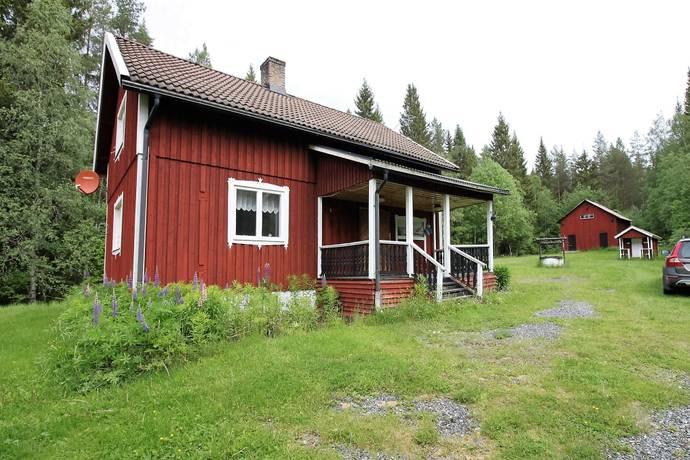 Bild: 3 rum villa på Stjälpet STENSNÄRTÅSEN, Filipstads kommun