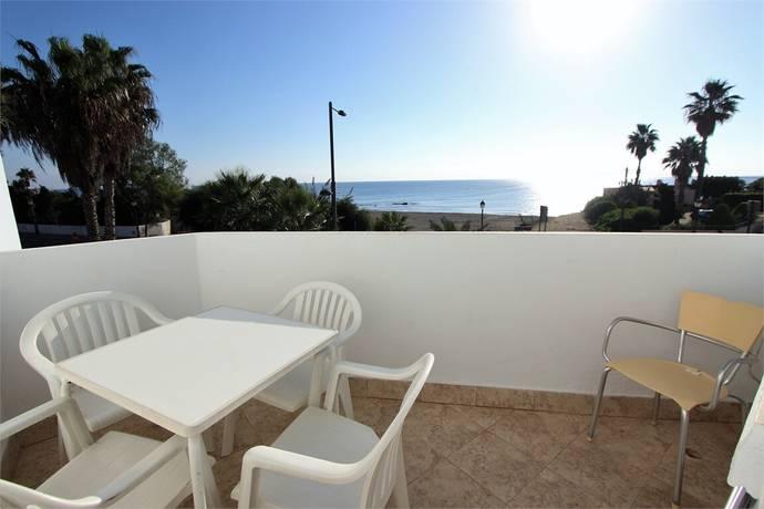 Bild: 3 rum bostadsrätt på Vacker lägenhet precis vid stranden, Spanien Mojácar Playa | Costa de Almeria