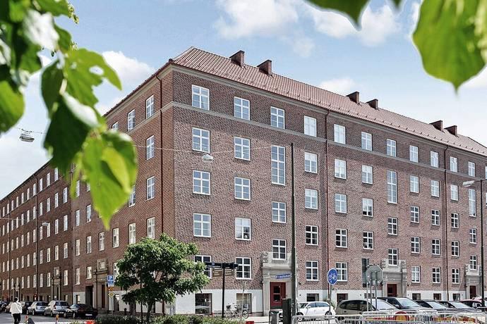 Bild: 2 rum bostadsrätt på Helmfeltsgatan 11, Malmö kommun Davidshall/Malmö Opera