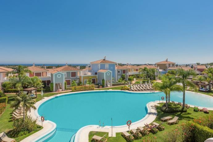 Bild: 3 rum bostadsrätt på Cortijo del Mar, Spanien