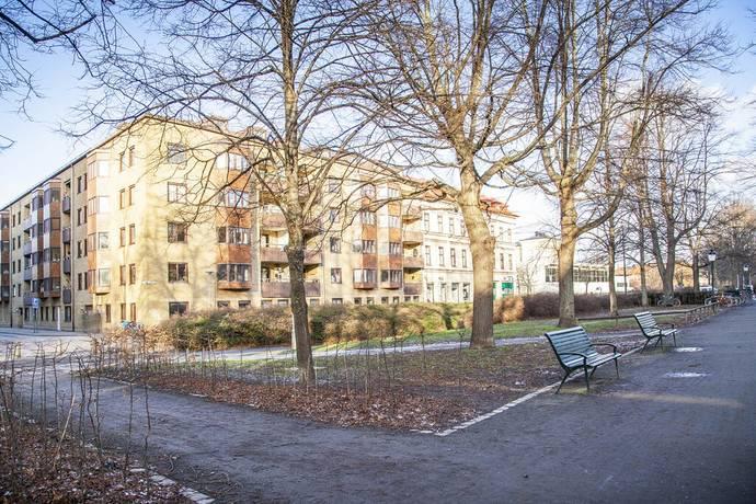 Bild: 4 rum bostadsrätt på Majorsgatan 16, Malmö kommun LUGNET / SÖDERTULL / CITY