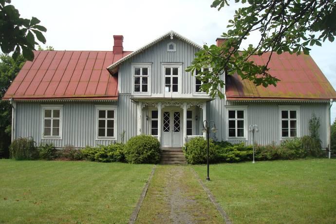 Bild: 10 rum villa på Sandströmsgården 1, Olofströms kommun