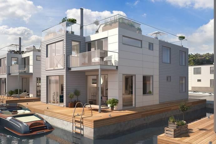 Bild: 5 rum villa på Marinstadsvägen 28, Nacka kommun Marinstaden