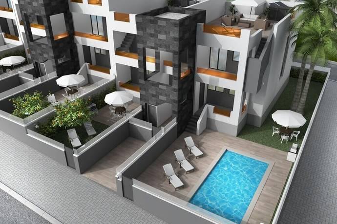 Bild: 3 rum bostadsrätt på Alegría Hills, Torrevieja, Spanien