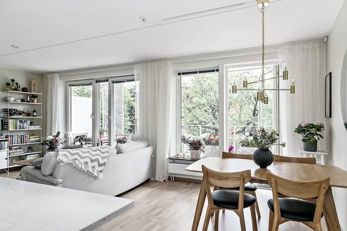 Bild: 2 rum bostadsrätt på Taxgatan 2, 5tr, Stockholms kommun Norra Djurgårdsstaden