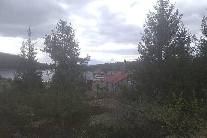 Bild: tomt på Barsta, Kramfors kommun Barsta