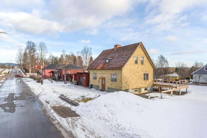 Bild: 5 rum villa på Nyhemsvägen  7, Bollnäs kommun Arbrå