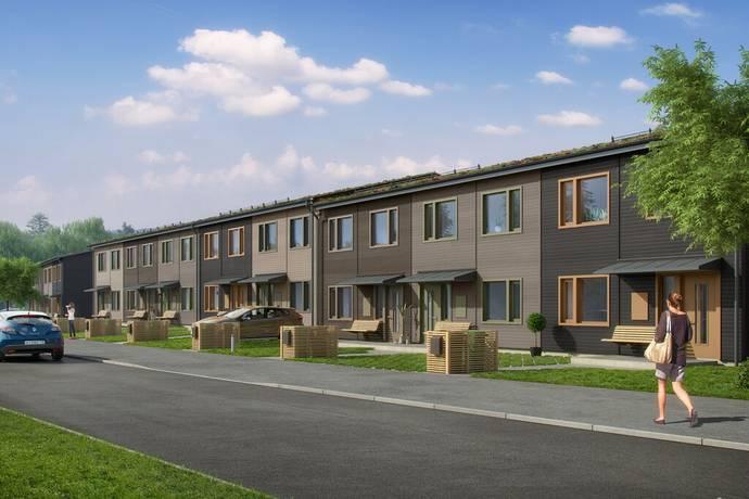 Bild: 6 rum bostadsrätt på Lövhagsvägen, Täby kommun Hägerneholm