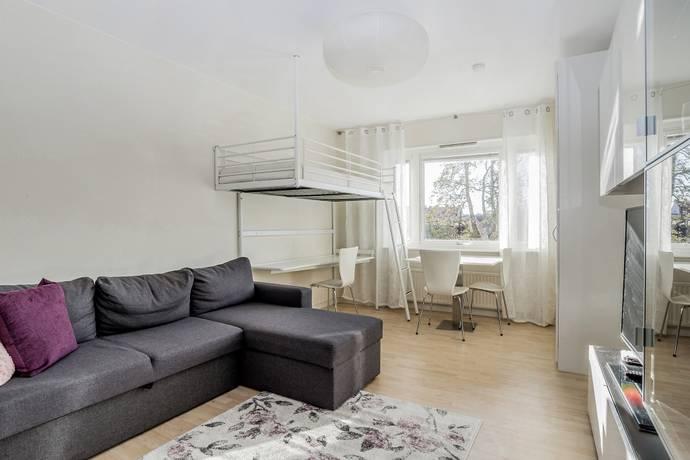 Bild: 1 rum bostadsrätt på Storgatan 16A, Katrineholms kommun