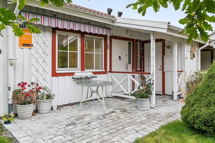 Bild: 3 rum bostadsrätt på Hattmakaregatan 42, Strömstads kommun Centralt