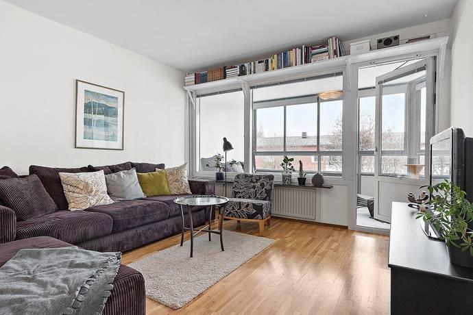 Bild: 3 rum bostadsrätt på Bergkullevägen 237, Trollhättans kommun Sylte