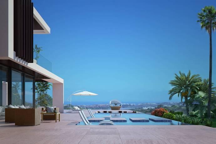 Bild: 5 rum villa på Costa del Sol, Benahavis, Spanien