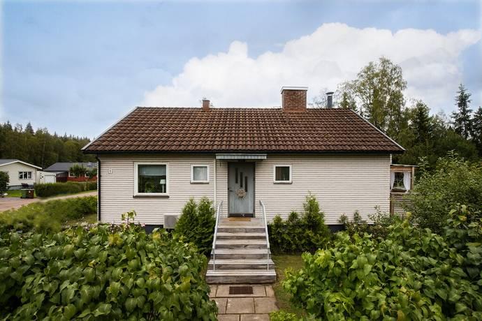Bild: 3 rum villa på Västra Skyttegatan 1, Storfors kommun Storfors
