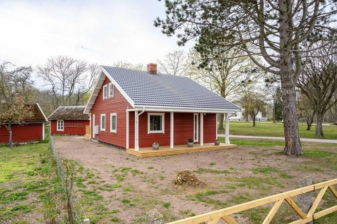 Bild: 3 rum villa på Kolbodagatan 38, Kalmar kommun