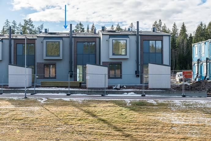 Bild: 5 rum bostadsrätt på Skogstorpsvägen 88, Uppsala kommun Lindbacken