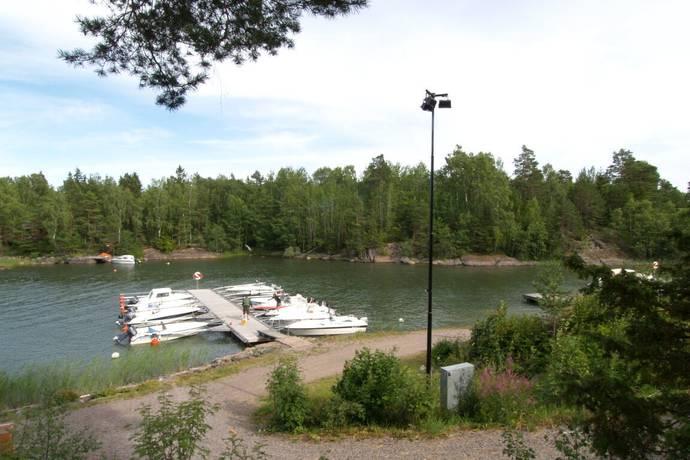 Bild: tomt på Östra Lackeviken tomt nr 43, Östhammars kommun Östhammar - Öregrund