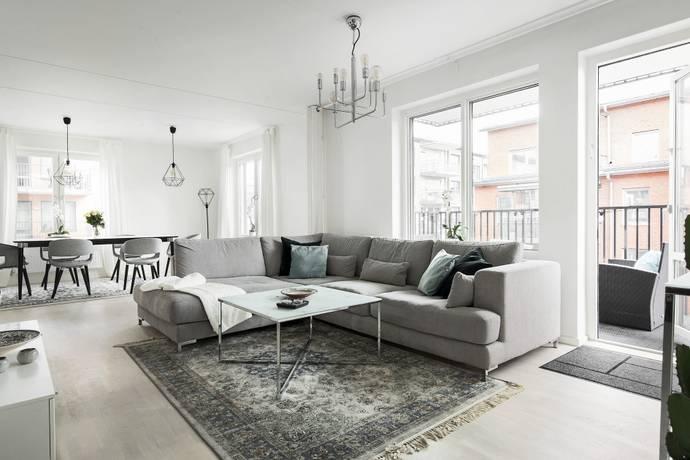 Bild: 2 rum bostadsrätt på Fridensborgsvägen 155, Solna kommun Järvastaden
