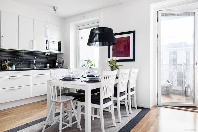Bild: 3 rum bostadsrätt på Ostindiefararen 19, Göteborgs kommun Eriksberg