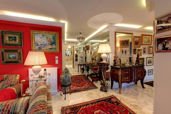 Bild: 4 rum bostadsrätt på Juan-les-Pins, Frankrike Franska Rivieran