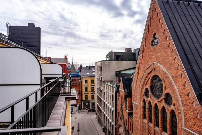 Bild: 1 rum bostadsrätt på Majorsgatan 6, 4 tr, Stockholms kommun Östermalm