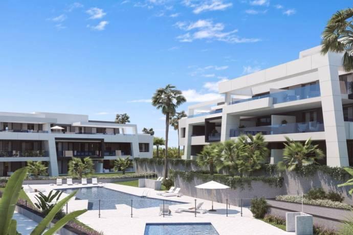 Bild: 3 rum bostadsrätt på Costa del Sol, New Golden Mile, Spanien