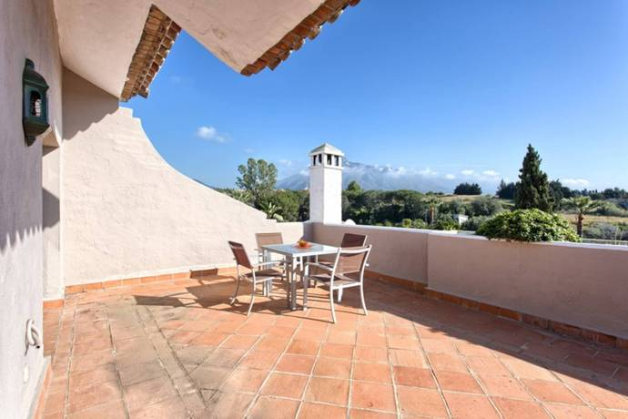 Bild: 3 rum bostadsrätt på Nueva Andalucia, Spanien Nueva Andalucía, Marbella