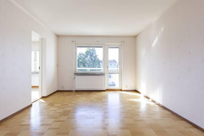 Bild: 3 rum bostadsrätt på Jakobsgatan 27C, Nybro kommun